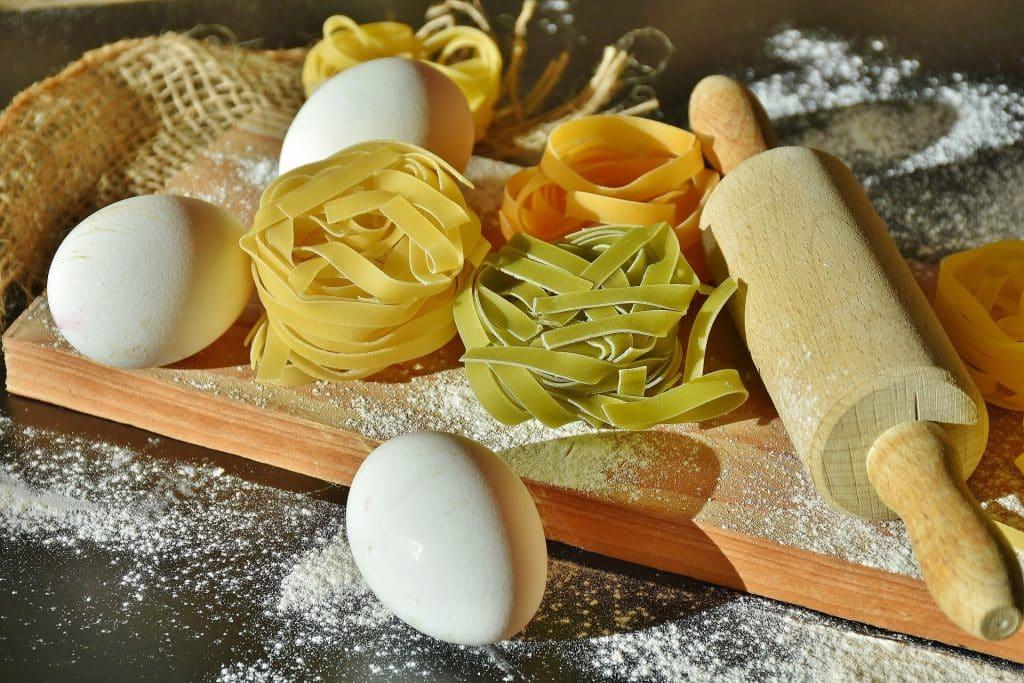 Vacanze Marine - Enogastronomia Conero - Pasta fresca